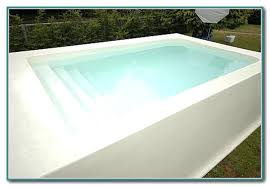 1632 rectangle above ground pool cover Pool Design