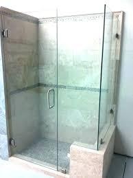 shower glass door sweep doors lake forest ca installation custom