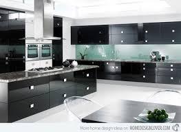 black kitchen cabinets ideas. 55 Best Black Kitchens Images On Pinterest | Kitchens, Contemporary Unit And Kitchen Modern Cabinets Ideas T