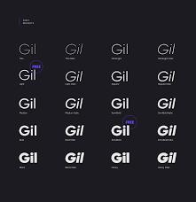 Gilroy Light Download Gilroy Free Font Tinkov