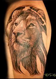 Lví Tetování Vzory Galerie A Víc Kultmódycom