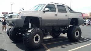 2002 Chevrolet Avalanche 1500   Monster trucks for sale ...