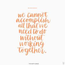Describe Teamwork Need And Teamwork