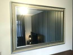 large square wall mirror marvelous full length dubois