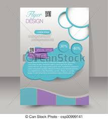 Editable Flyer Template Flyer Template Business Brochure Editable A4 Poster For Design Education Presentation Website Magazine Cover Blue And Purple Color