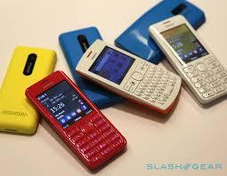 "Nokia Asha 205 ""Facebook phone"" and $62 ..."