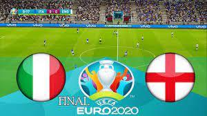 ITALY vs ENGLAND - UEFA Euro 2020 Final - Full Match Penalty Shootout HD -  PES 2021 - YouTube