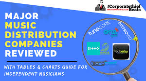 Ditto Music Chart Registration Top 7 Music Distribution Companies Reviewed
