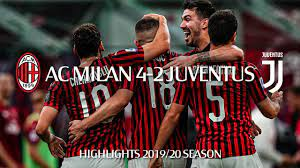 Highlights | AC Milan 4-2 Juventus | Matchday 31 Serie A TIM 2019/20 -  YouTube
