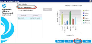In Hp Alm What Does The Pie Chart Dashboard Reports Analysis In Hp Alm Quality Center