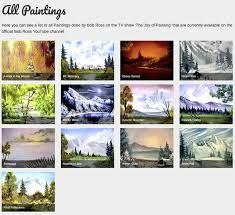 a screenshot of the web portal via twoinchbrush com