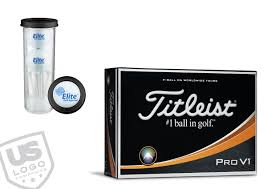 logo d promotional golf ball and tee kits promotional