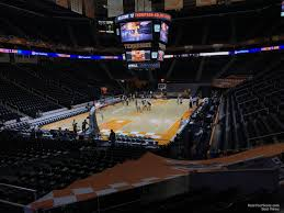 Thompson Boling Arena Section 111 Rateyourseats Com