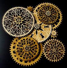 Gear Pattern Fascinating Cool Laser Cut Gear Patterns Google Search Design Maker