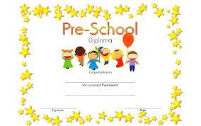 Graduation Certificate Template Word Extraordinary Congratulations Certificate Template For Kids Clntfrdco