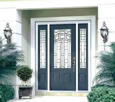 single door with sidelights fiberglass front door with sidelights fiberglass front doors with sidelights luxury entry