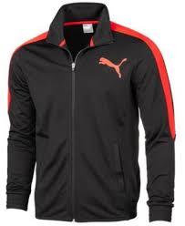 Puma Men's Tricot Track Jacket & Reviews - Hoodies & Sweatshirts ...