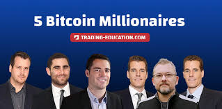Find what you're good at, and find a way to make money doing it. this is. 5 People Who Became Millionaires From Bitcoin Trading Education