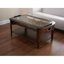 2 in 1 Signature Game Table: Foosball & Coffee Table by Chicago Gaming