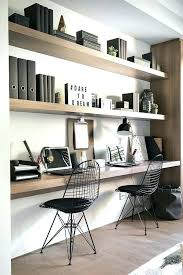floating desk shelf floating desk shelf floating shelves in a niche and a floating desk top