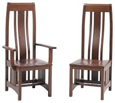 craftsman dining room chairs amazing mission style dining chairs with mission dining room craftsman dining chairs