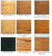 Varathane Wood Stain Colors Chart Discountmontblanc Co