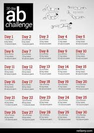 Why The 30 Day Ab Challenge Wont Get You Abs Society19