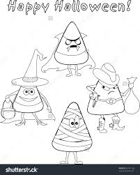 Small Picture candy corn coloring page Archives Best Coloring Page