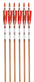 3rivers Autumn Hunter Wood Arrows