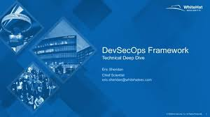 deep dive into the devsecops framework