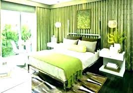 brown and green bedroom – mapset.co