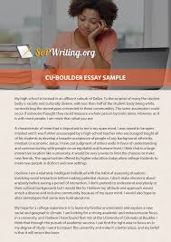cu boulder application essay best cu boulder essay prompt writing tips