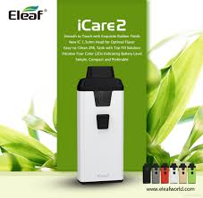 eleaf icare 2 kit new from eleaf icare series all in one kit 2ml capacity with top filling and built in 650mah battery 100 authentic