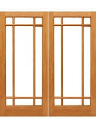 9 marginal interior brazilian mahogany wood ig glass double door by aaw interior