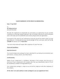 Increment Letter Delectable Salary Review Request Letter Increment From Hr Citehr