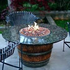 gas fire pit glass stones fire pits with glass stones fire pit glass home depot tradition