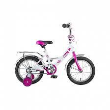 """Велосипед <b>Novatrack Urban 14</b>"""" <b>белый</b>"""