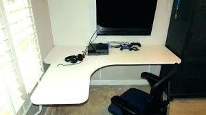 ikea build a desk this corner