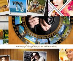Amazing Collage Templates In Photoshop Entheosweb
