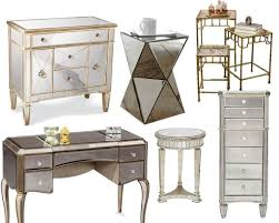 Furniture: Inspiring Mirrored Bedroom Furniture Ideas - Mirrored Bedroom Furniture  Pottery Barn
