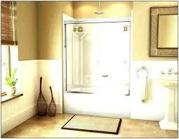 5 foot shower 4 foot shower base 5 5 ft tub shower doors