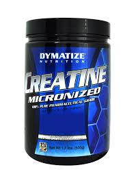 creatine micronized by dymatize 500 grams 15 99