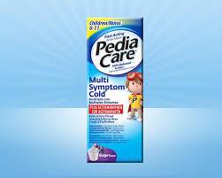 Pediacare Childrens Multi Symptom Cold Medicine