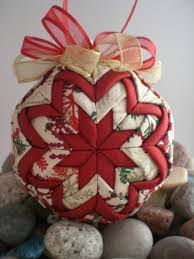 257 best Quilted Ornaments images on Pinterest | Christmas balls ... & Handmade Quilted Christmas Ornament Snowflake by NorthernKeepsakes, $16.00 Adamdwight.com