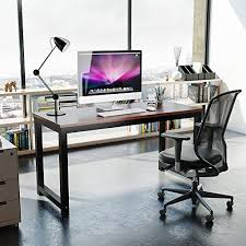 home office desktop 1. Tribesigns Modern Simple Style Computer Desk PC Laptop Study Table Office Workstation For Home Office, Desktop 1