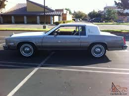 Cadillac Eldorado Biarritz Custom 2-Door 4.1L