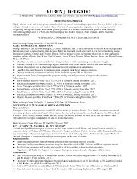 Example Cover Letter Resume Cover Letter Management Job