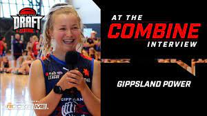 At the Combine: Gippsland Power - YouTube