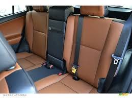 cinnamon interior 2016 toyota rav4 limited hybrid awd photo 111286504