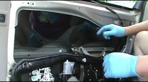 2004 toyota sienna right passenger side rear power sliding door repair